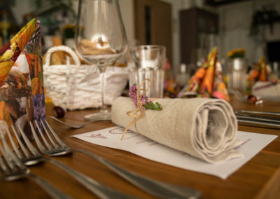 Fotografování interiérů - Bytová restaurace Bylinková