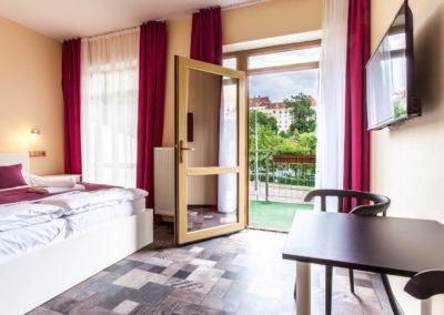 Fotografování interiérů - Apartmány u zámku Český Krumlov