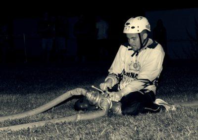 Reportážní fotografie - sport