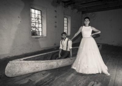 Reportážní fotografie - svatba