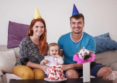 MarketingM - reportážní fotografie oslava narozenin