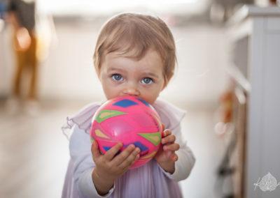 MarketingM - portrétní fotografie dětí - Malvínka