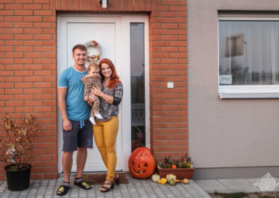 MarketingM - portrétní fotografie rodiny