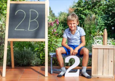 Tematické focení školáci - Pepa 2.B
